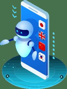 ゲームの世界観やキャラクターに合わせた翻訳が可能